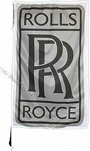Rolls Royce Flag Banner 3 X 5 ft