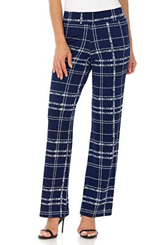 Rekucci Travel in Style - Women's Classic Straight Leg Pant