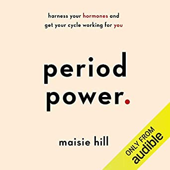 Period Power Maisie Hill Audible Studios Amazon Fr Livres