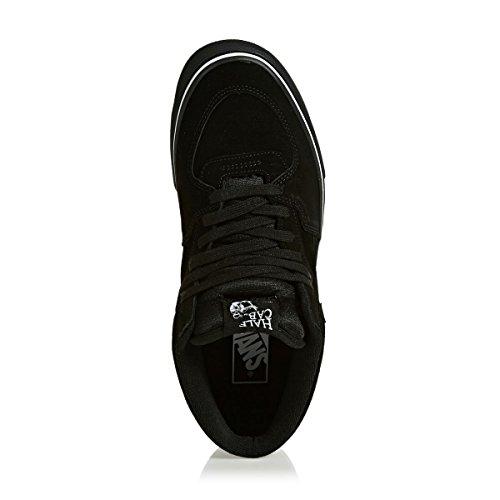 Vans Hombres Negro Half Cab Zapatillas