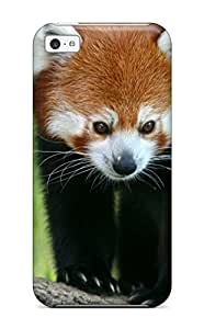 fenglinlinHot Faddish Phone Red Panda Case For Iphone 5c / Perfect Case Cover