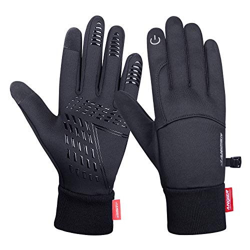Anqier Winter GlovesNewest Windproof