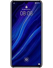 Huawei P30 Smartphone, Dual SIM, 128GB, 8GB RAM - Black