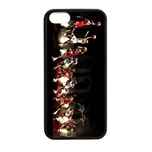 [Accessory] iPhone 5 Case, [Michael Jordan] iPhone 5,5s Case Custom Durable Case Cover for iPhone5s TPU case (Laser Technology)