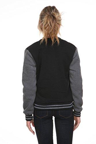 Stanzino Women's Letterman Varsity Jacket