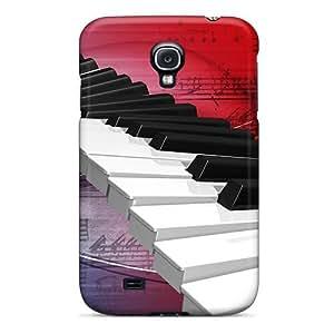 BKRFCUN849PjQqi Faddish Old Time Music Case Cover For Galaxy S4