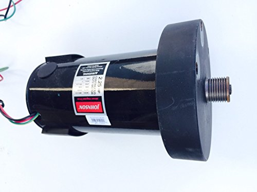 Horizon Fitness Treadmill DC Drive Motor Johnson JM05-015 T101 Club Elite Series - Elite Motor