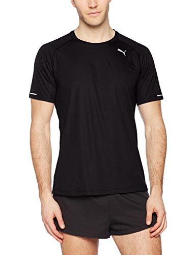 Core Manches Black Courtes Puma shirt Homme T 6HwwZx7