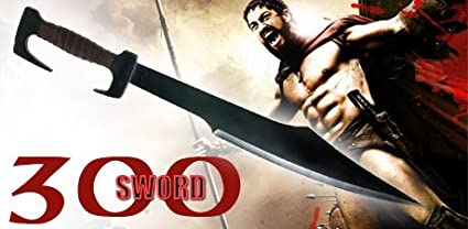 Movie 300 Spartan Sword 26 Inch  Costume Accessory