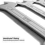 Capri Tools Super-Thin Open End Wrench Set