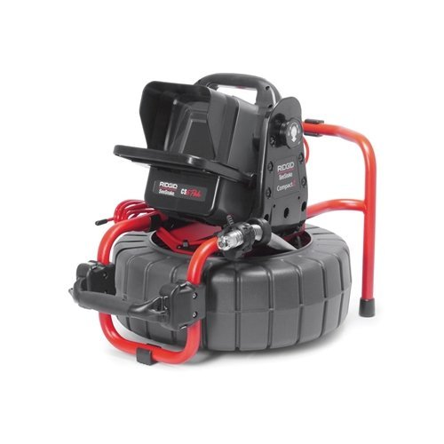 Ridgid 48113 SeeSnake Compact 2 System with One Battery and Charger