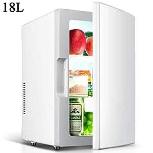Kievy Refrigerador del Coche Mini Caja fría 12V / 220-240V (18L ...