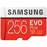 Samsung microSDXC カード 256GB EVO+ Class10 UHS-I U3対応 最大読込速度 95MB/s MB-MC256D サムスン [並行輸入品]
