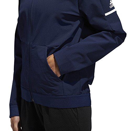 Squad W F Z Blanc Collerie Wvn Adidas 5v6qdx4w5