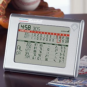 Scoreboard Clock Mlb (SportsCast Wireless Baseball Scoreboard)