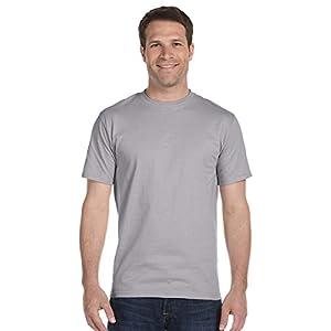 Hanes Beefy-T Adult Short-Sleeve T-Shirt ( Denim Blue, 3X)