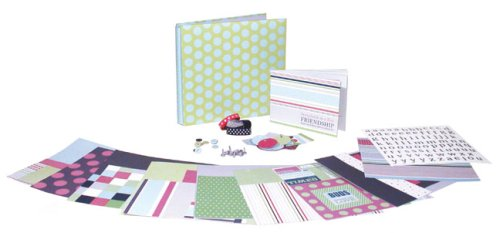 Scrapbook In A Box: Friendship: The Quick and Easy Step-by-Step Memory Book Kit