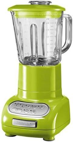 KitchenAid Artisan - Batidora de vaso verde: Amazon.es: Hogar