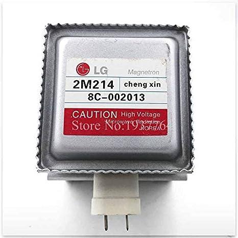 Magnetron 2M214 - Horno microondas para microondas LG: Amazon.es ...