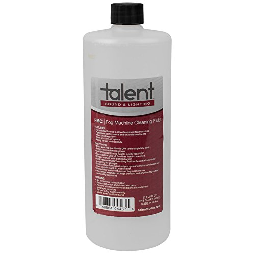 Talent Fmc Fog Machine Cleaning Fluid