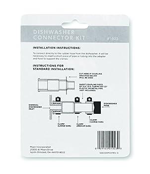 Waste King Garbage Disposal Dishwasher Connector Kit - 1023 1