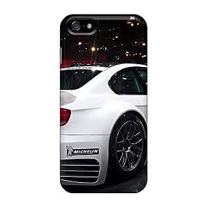 Jamesler Slim Fit Tpu Protector Hut6192FLWm Shock Absorbent Bumper Case For Iphone 5/5s