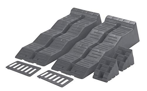 41PzgQ5JynL Fiamma Berger Kit Level Up Set Unterleg-/Auffahrtskeil zum Bodenauslgeich +Tragetasche Ausgleichskeil