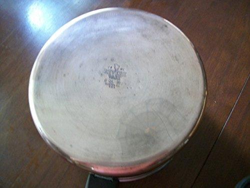 Vintage Revere ware 8 Qt. Copper Clad Stockpot