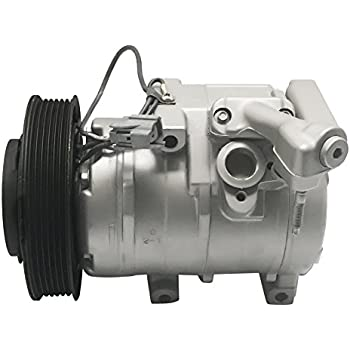 RYC Remanufactured AC Compressor and A/C Clutch IG327