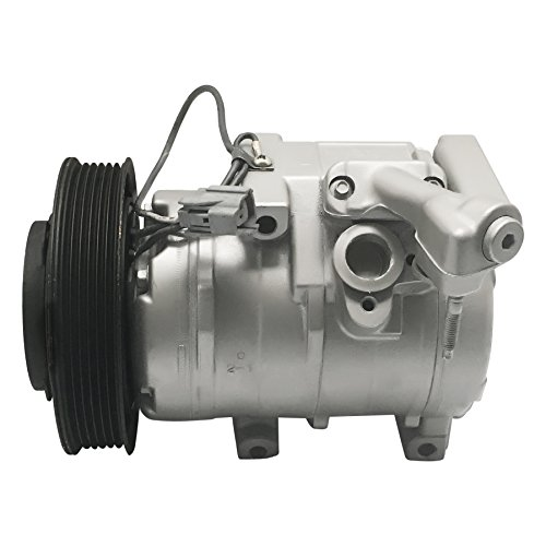 - RYC Remanufactured AC Compressor and A/C Clutch IG327