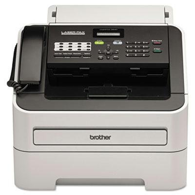 Brother - Intellifax-2940 Laser Fax Machine Copy/Fax/Print Product Category: Office Machines/Copiers Fax Machines & Printers