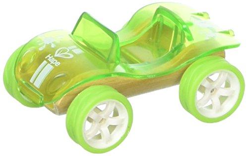 Hape Beach Buggy Bamboo Toddler Toy Car