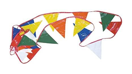 amazon com athletic specialties chute rope and pennants flags