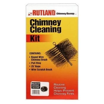 Amazon Com Rutland Chimney Cleaning Kit 16460 Home