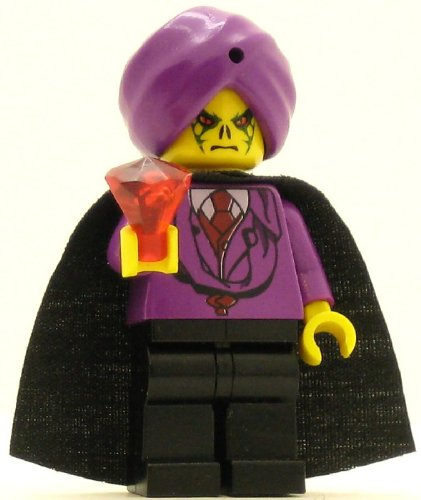 LEGO Harry Potter Minifig Quirrell