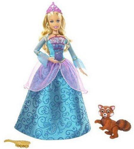 Barbie Princess Rosella Doll - Mattel Barbie As The Island Princess Princess Rosella Doll