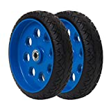 CoscoProducts COSCO 10 Inch Low Profile Replacement Wheels for Hand