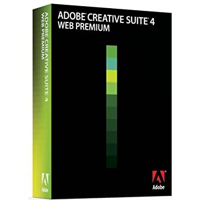 Adobe Creative Suite 4 Web Premium Upsell (Spanish)