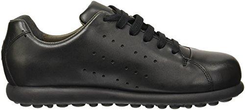 Oxford para Zapatos Camper Ariel Pelotas Cordones de Mujer 001 Negro Black EwYfX