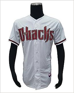 Amazon.com  Majestic Arizona Diamondbacks Mark Trumbo   15 Replica Jersey  Home White (52) (0796580000201)  Books e8d1f3551