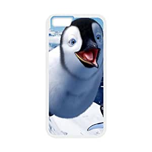 Happy-Feet iPhone 6 4.7 Inch Cell Phone Case White T4498354