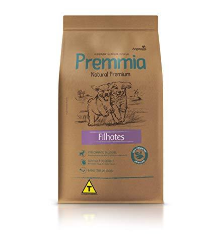 Ração Seca Premmia Cães Filhotes Sabor Carne - 1kg