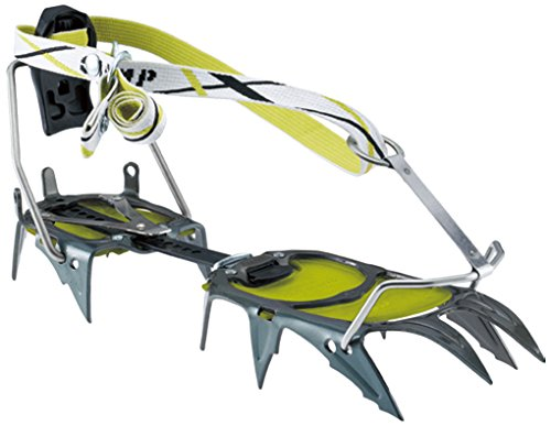 Camp USA C12 Automatic Crampons Grey One Size