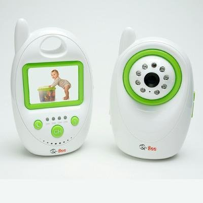 2.4 Tft Baby Monitoring System with wireless Camera Nv and Audio, Baby & Kids Zone