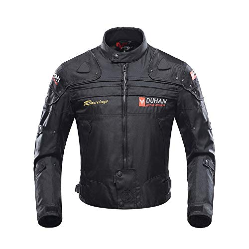 Motorcycle Jacket Motorbike Racing Jackets Windproof Moto Body Protective Gear Armor Autumn Winter Moto Clothing Removable