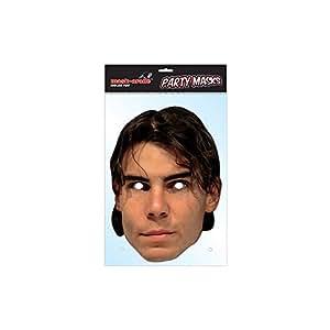 Rafael Nadal mask (máscara/ careta)