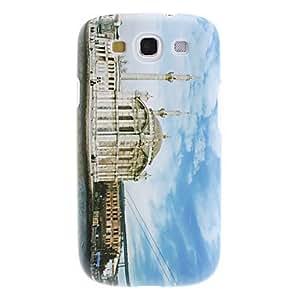 Day Sunshine patrón duro caso para Samsung I9300 Galaxy S3
