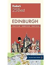 Fodor's Edinburgh 25 Best
