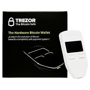 TREZOR - The Bitcoin Safe (White)