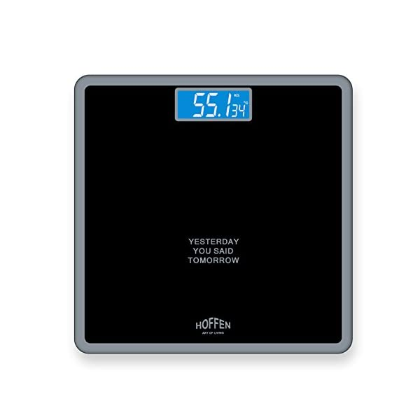 Hoffen HO-18 Best Body Weighing Machine India 2020